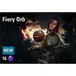 Fiery Orb