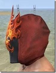 Flamebrow Fire Veil - Male Side