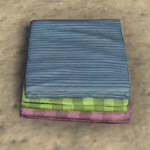 Quality Fabric, Stacked