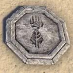 Seal of Clan Bagrakh, Stone