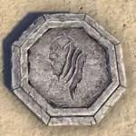 Seal of Clan Fharun, Stone