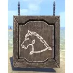 Stablemaster's Sign, Large