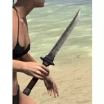 Akaviri Steel Dagger