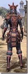 Argonian Dwarven - Dyed Rear