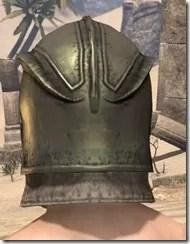 Breton Orichalc Helm - Male Rear