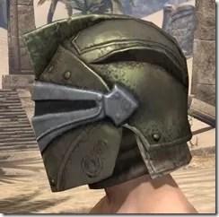 Breton Orichalc Helm - Male Side