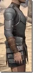 Breton Steel Cuirass - Male Right