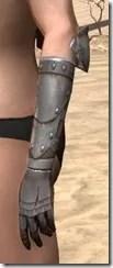 Breton Steel Gauntlets - Female Side
