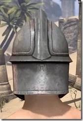 Breton Steel Helm - Male Rear