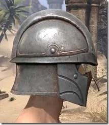 Breton Steel Helm - Male Right