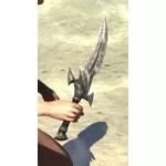 Daedric Steel Dagger