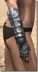 Fang Lair Ancestor Silk Gloves - Female Right