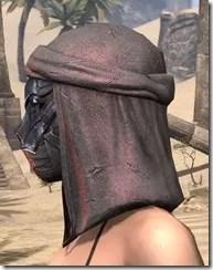 Fang Lair Ancestor Silk Hat - Female Side