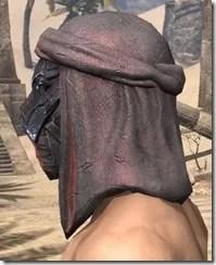 Fang Lair Ancestor Silk Hat - Male Side