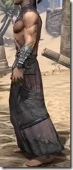 Fang Lair Ancestor Silk Robe - Male Side