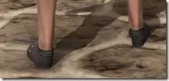 Fang Lair Rubedo Leather Boots - Female Rear