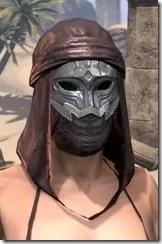 Fang Lair Rubedo Leather Helmet - Female Front