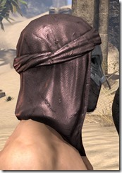 Fang Lair Rubedo Leather Helmet - Male Right