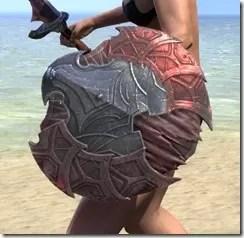 Fang Lair Ruby Shield 2