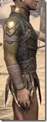 Orc Dwarven Cuirass - Male Right