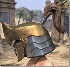 Orc Dwarven Helm - Female Side