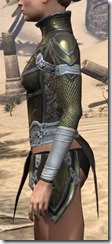 Orc Orichalc Cuirass - Female Side