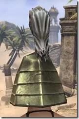 Orc Orichalc Helm - Female Rear