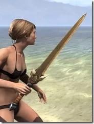 Primal Dwarven Sword 2