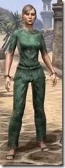 Prisoner Style 1 - Female Front