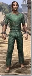 Prisoner Style 1 - Male Front