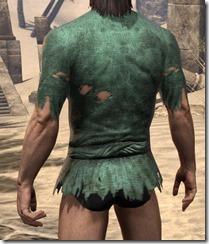 Prisoner Style 1 Shirt - Male Rear