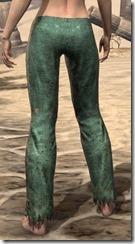 Prisoner Style 1 Trousers - Female Rear