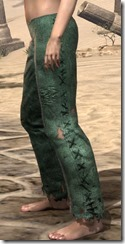 Prisoner Style 1 Trousers - Female Side
