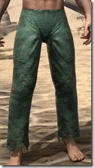 Prisoner Style 1 Trousers - Male Front