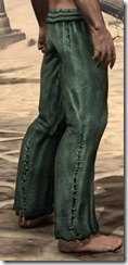 Prisoner Style 2 Trousers - Male Right