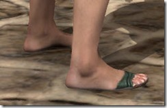 Prisoner's Sandals - Female Right
