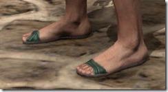 Prisoner's Sandals - Male Side