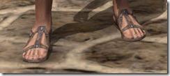 Prisoner's Shoes - Male Front