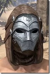 Renegade Dragon Priest Mask - Male Front