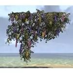Vine Curtain, Festive Flowers