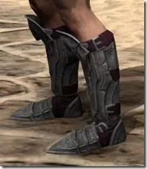 Worm Cult Rubedo Leather Boots - Male Side