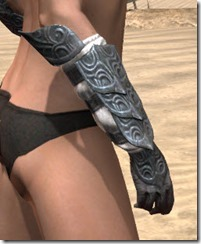 Abah's Watch Gauntlets - Female Right