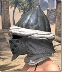 Abah's Watch Helm - Female Side