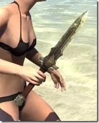 Ancient Elf Dwarven Dagger 2