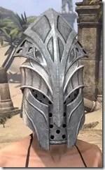 Apostle Iron Helm - Female Front