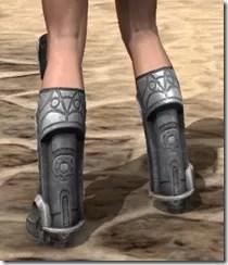 Apostle Iron Sabatons - Female Rear