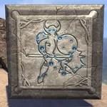 Ayleid Constellation Stele, The Warrior
