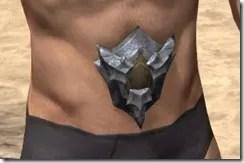 Dark Elf Dwarven Girdle - Male Front