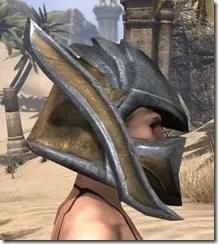 Dark Elf Dwarven Helm - Female Right