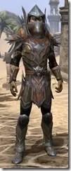 Dark Elf Dwarven - Male Front